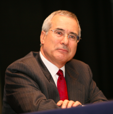 A photograph of Lord Nicholas Stern