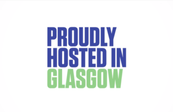 Proudly Hosted In Glasgow COP26 thumbnail
